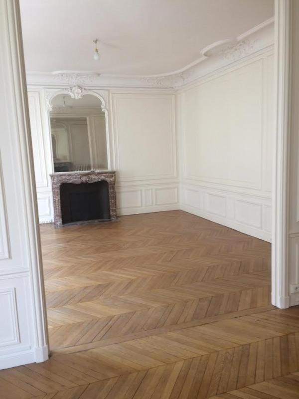 Rental apartment Paris 17ème 4230€ CC - Picture 2