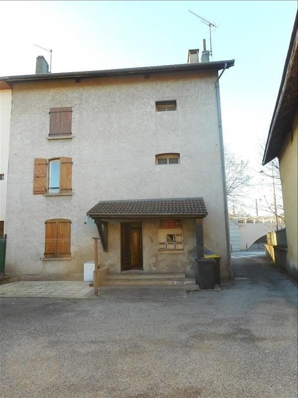 Sale building Rives 250000€ - Picture 1