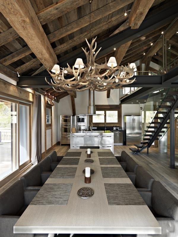 Verkauf von luxusobjekt haus Meribel les allues 4500000€ - Fotografie 3