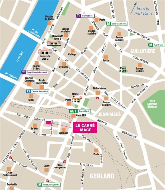 Vente neuf programme Lyon 7ème  - Photo 4