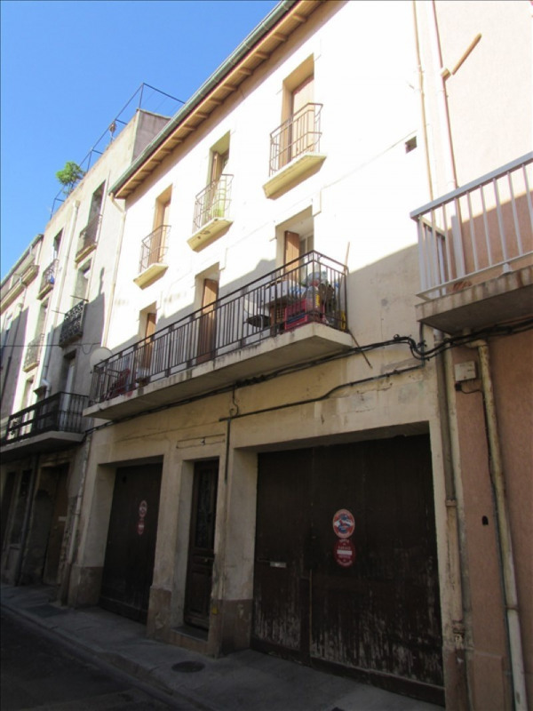 Sale building Beziers 86 000€ - Picture 1