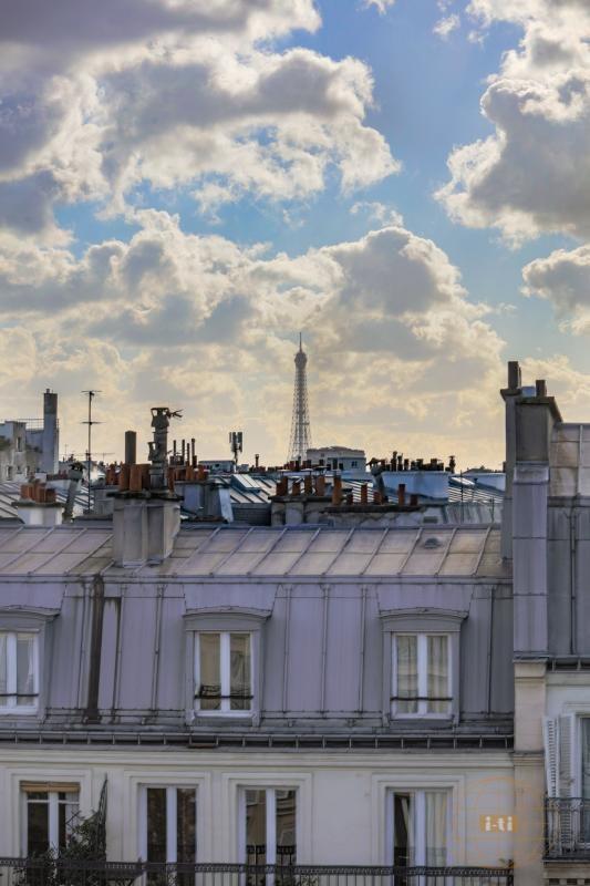 Vente de prestige appartement Paris 17ème 1070000€ - Photo 1