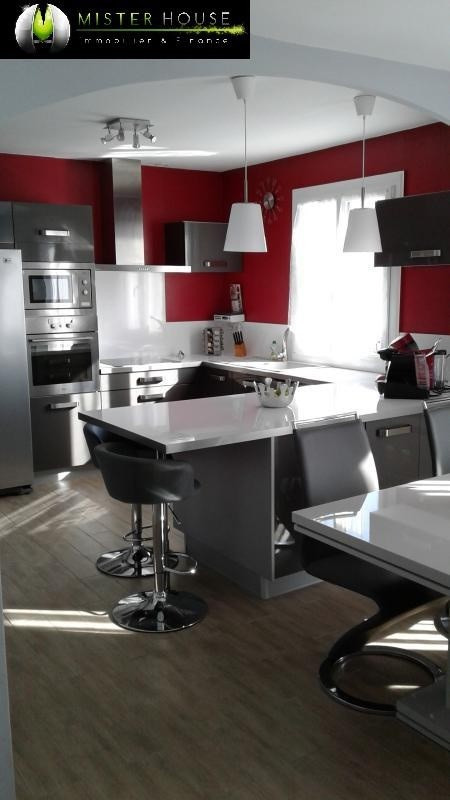 Vente maison / villa Brenac 163200€ - Photo 2