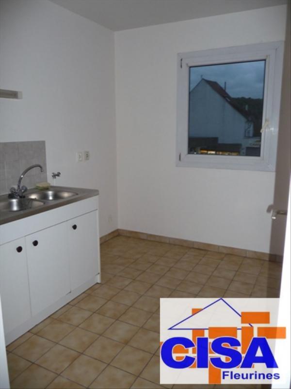 Rental apartment Pont ste maxence 700€ CC - Picture 2