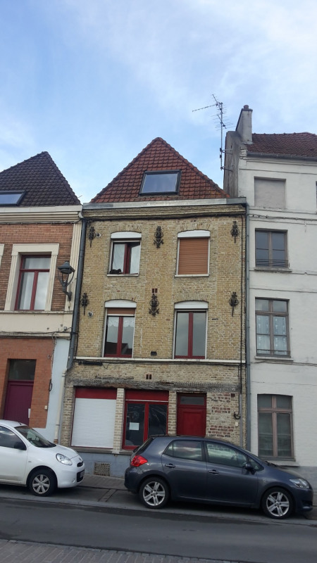 Location appartement Saint omer 450€ CC - Photo 1