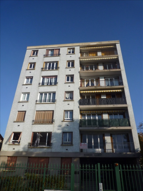 Rental apartment Les pavillons sous bois 595€ CC - Picture 1