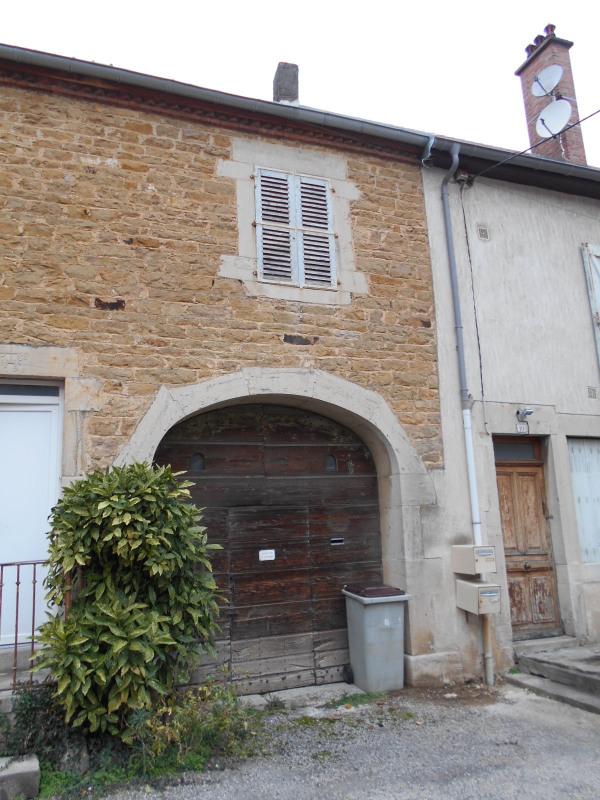Vente maison / villa Perrigny 35000€ - Photo 1
