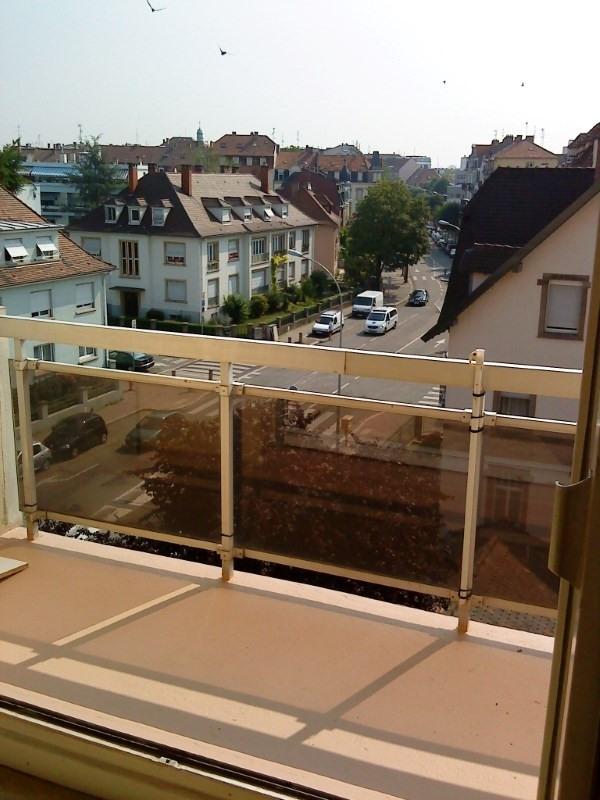 Rental apartment Strasbourg 488€ CC - Picture 2