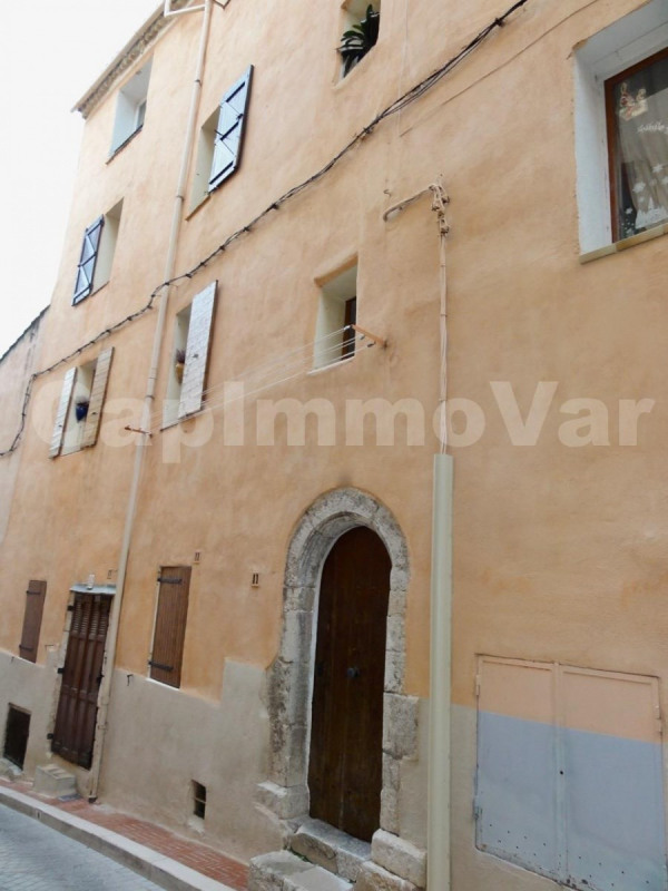 Sale apartment Ollioules 140 000€ - Picture 1