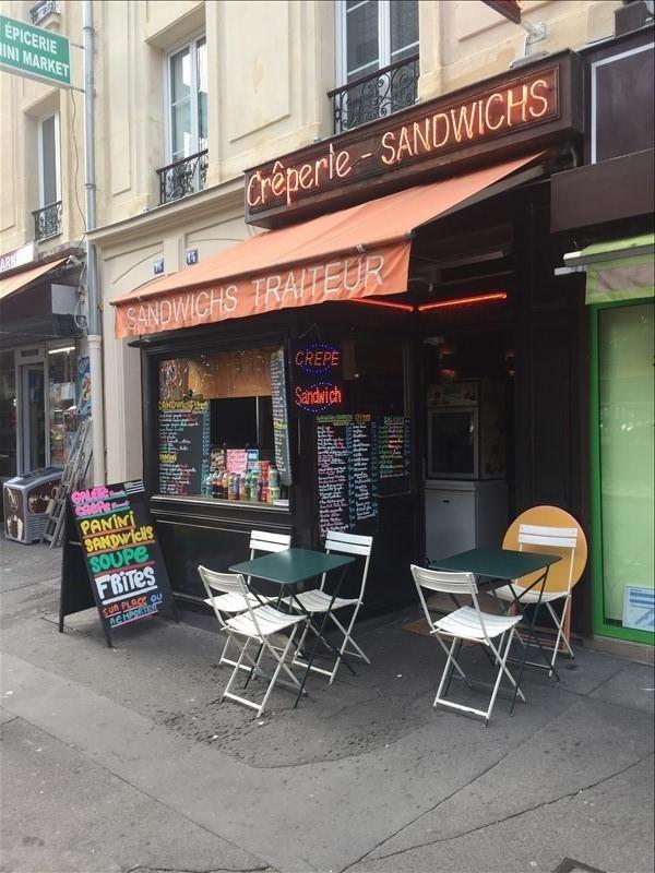 Commercial property sale shop Paris 15ème 40000€ - Picture 1