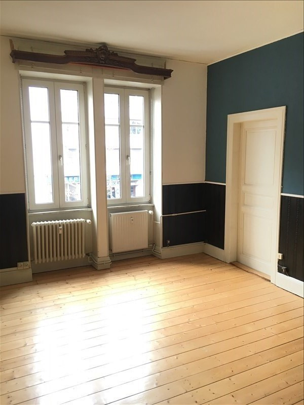 Rental apartment Strasbourg 755€ CC - Picture 1