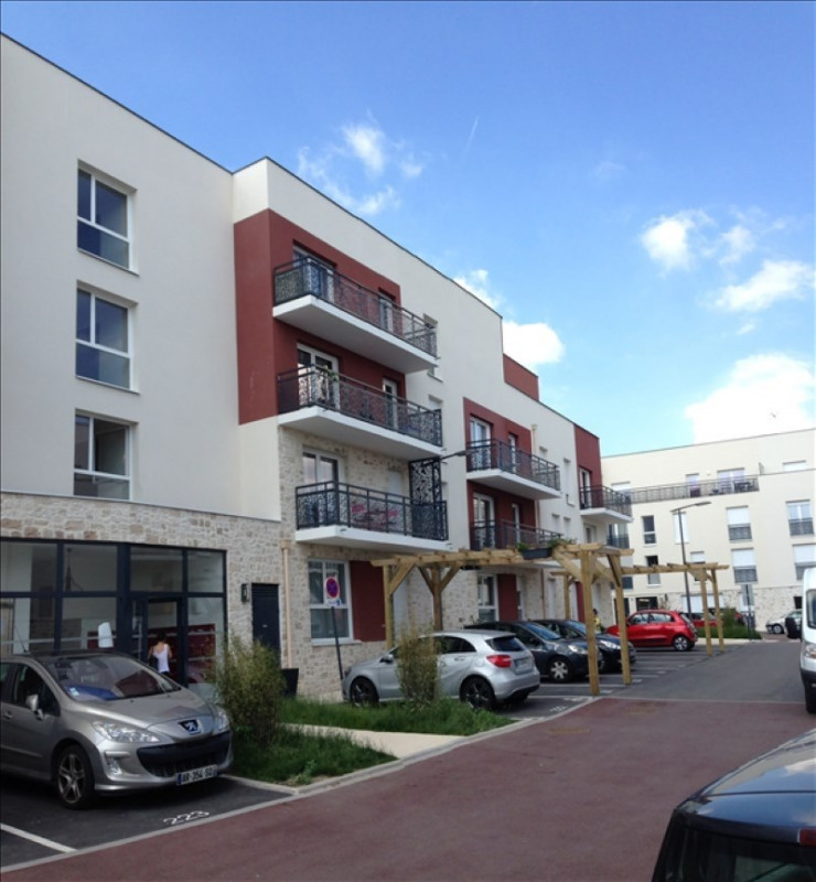 Rental apartment Courtry 750€ CC - Picture 1