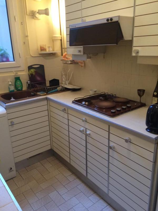 Rental apartment Paris 17ème 1410€ CC - Picture 4