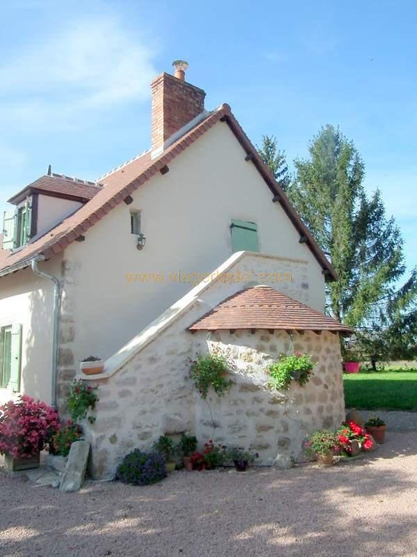 Lijfrente  huis Crechy 99000€ - Foto 6