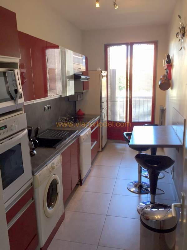 Vendita nell' vitalizio di vita appartamento Nice 77500€ - Fotografia 5