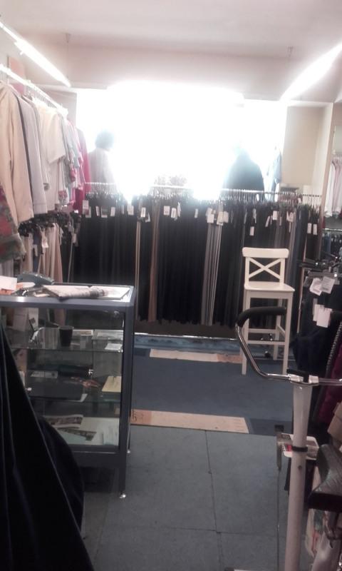 Fonds de commerce Prêt-à-porter-Textile Boulogne-Billancourt 0