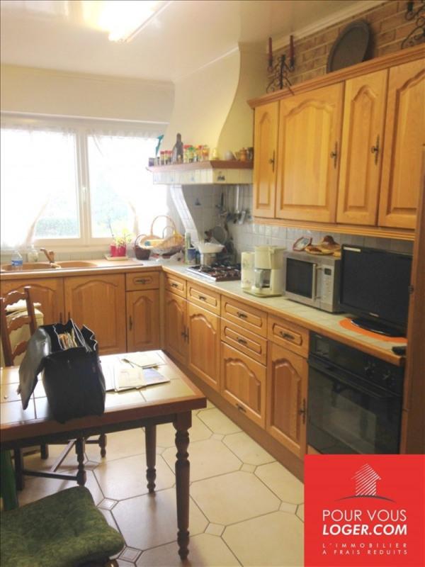 Sale apartment Boulogne sur mer 131125€ - Picture 4