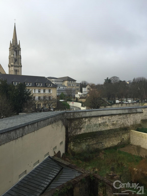 Vente appartement Caen 96000€ - Photo 1