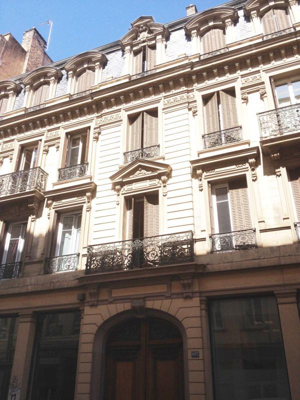 Location appartement Lyon 6ème 845€ CC - Photo 1