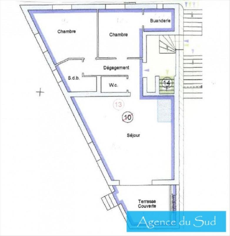 Vente appartement La ciotat 270000€ - Photo 4