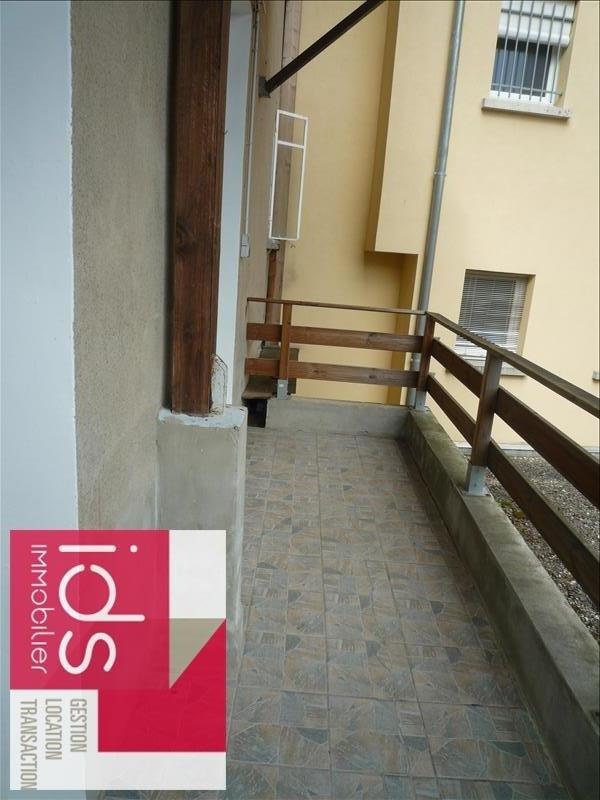Rental apartment Allevard 850€ CC - Picture 9