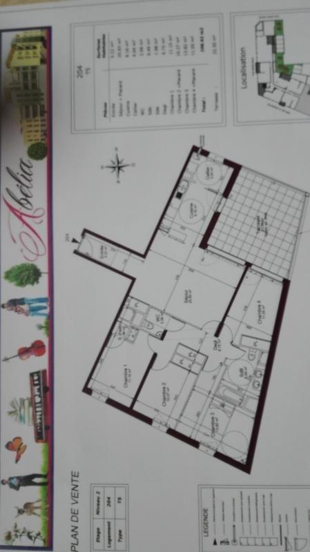 Vente appartement Le mans 309000€ - Photo 8