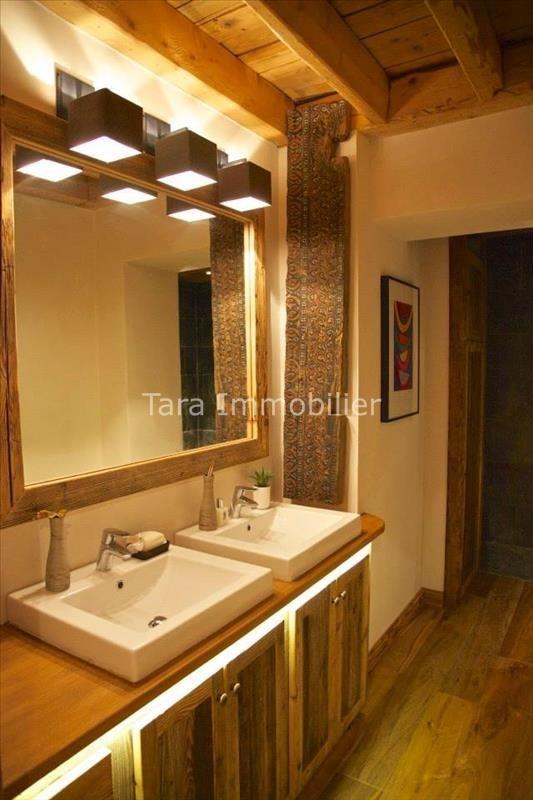 Deluxe sale apartment Chamonix mont blanc 1150000€ - Picture 7