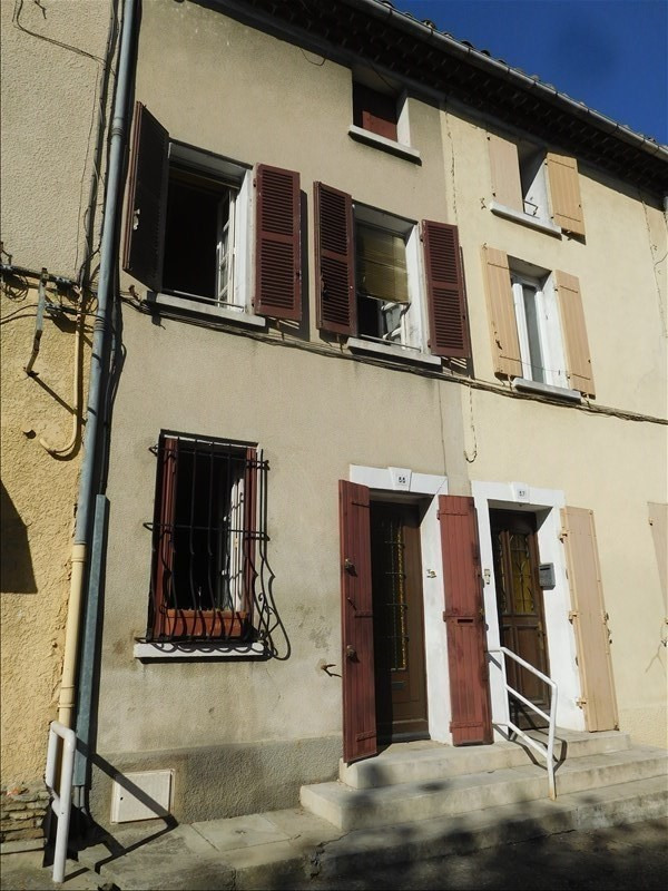 Vente maison / villa Carpentras 70000€ - Photo 1