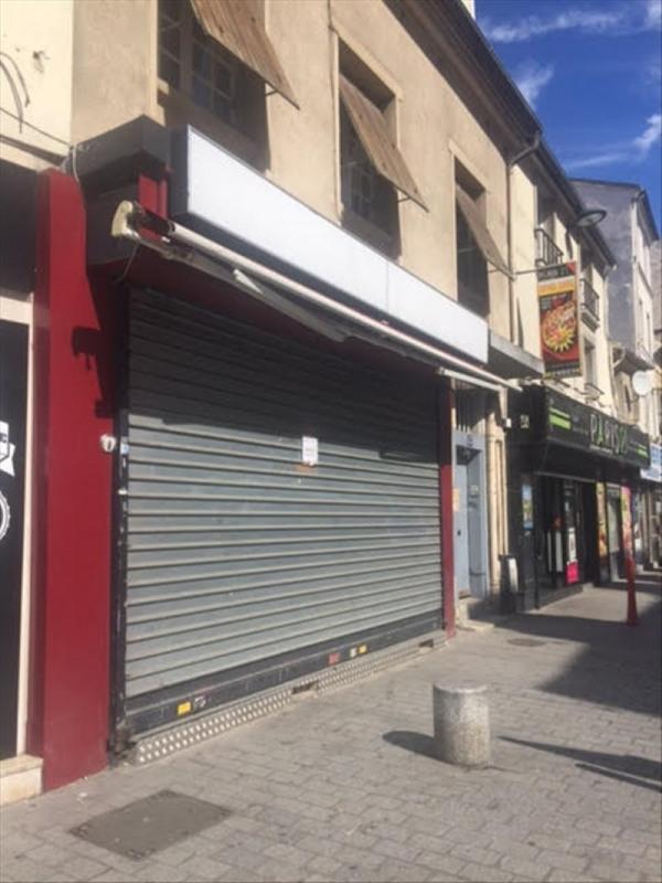Verkoop  winkel St denis 92000€ - Foto 1