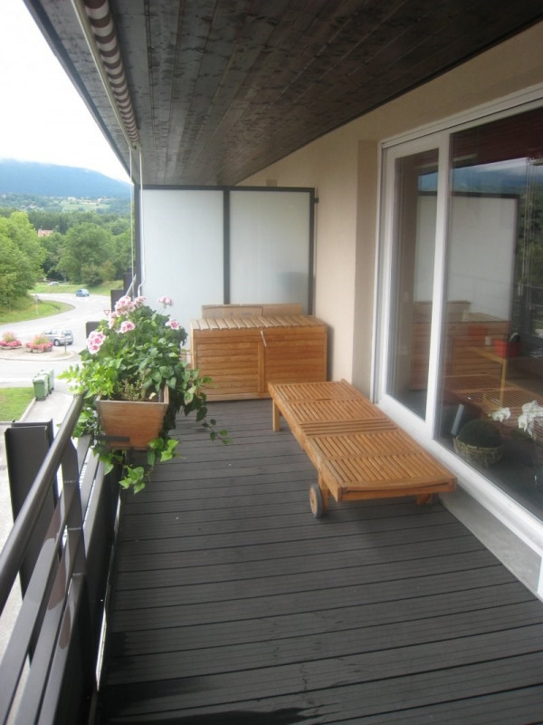 Vente appartement Reignier esery 379 000€ - Photo 2