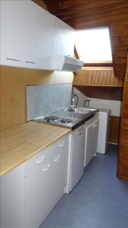 Rental apartment Corbeil essonnes 450€ CC - Picture 2
