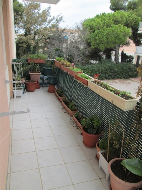 Vente appartement Sete 225000€ - Photo 1