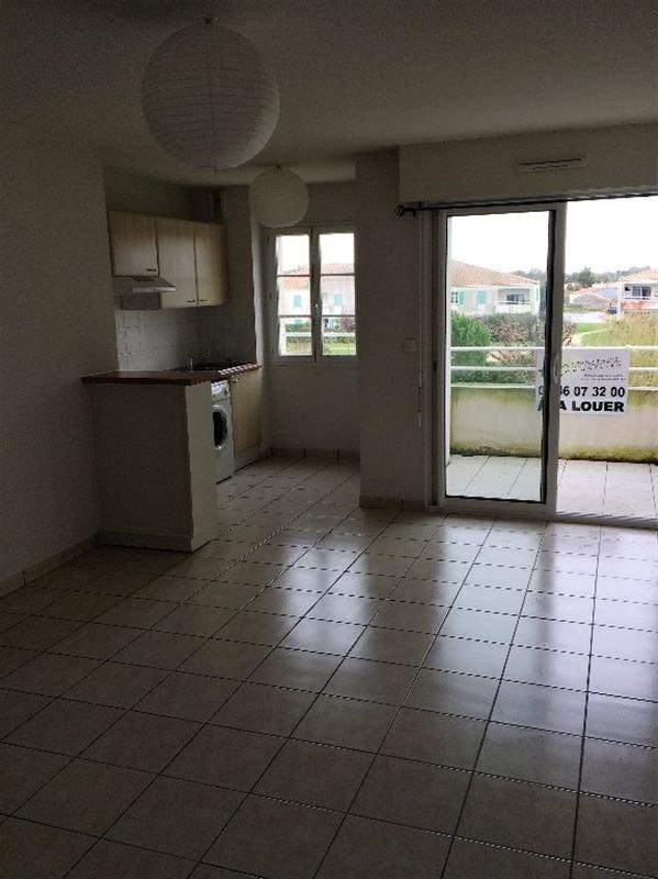 Appartement 2 pièces Échillais