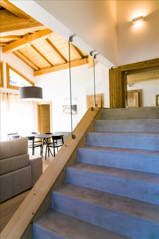 Vente de prestige appartement Morzine 920000€ - Photo 3