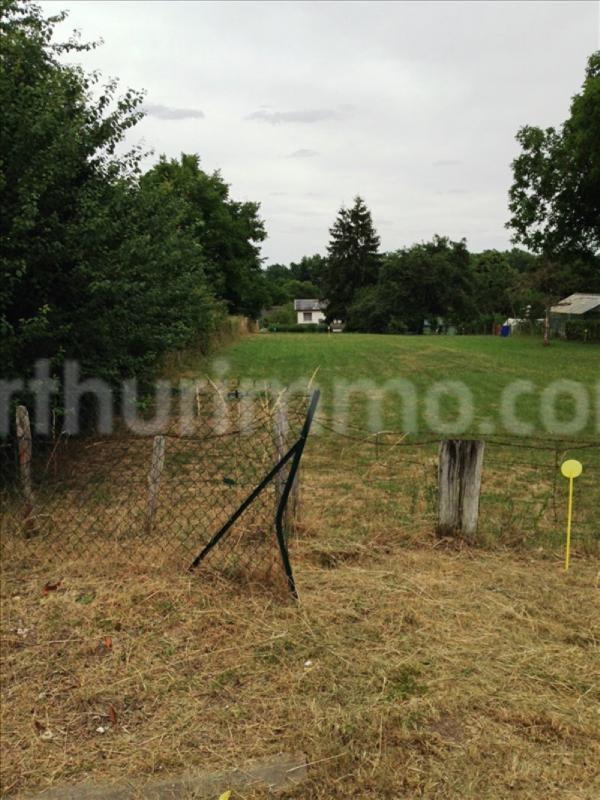 Vente terrain Amilly 27000€ - Photo 2