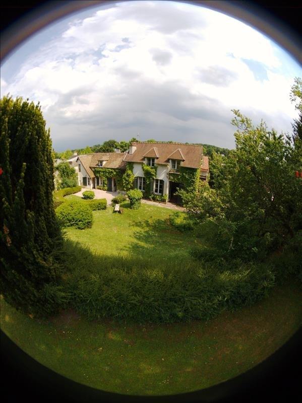 Deluxe sale house / villa L etang la ville 1090000€ - Picture 2