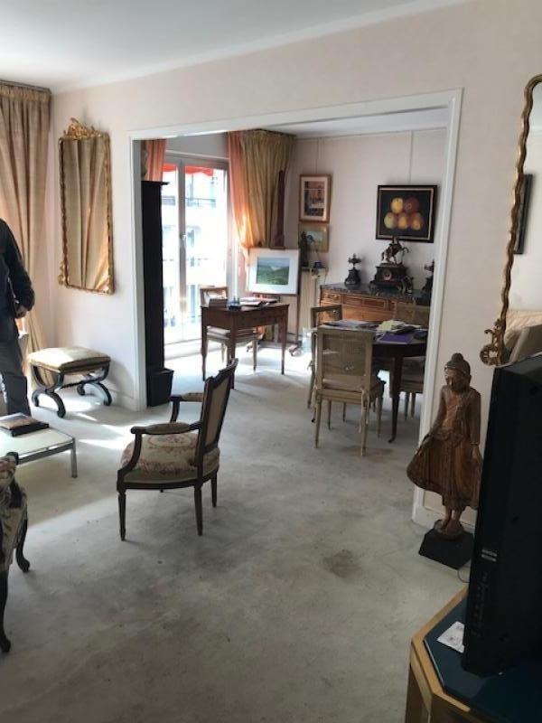 Vente de prestige appartement Paris 16ème 1190000€ - Photo 1