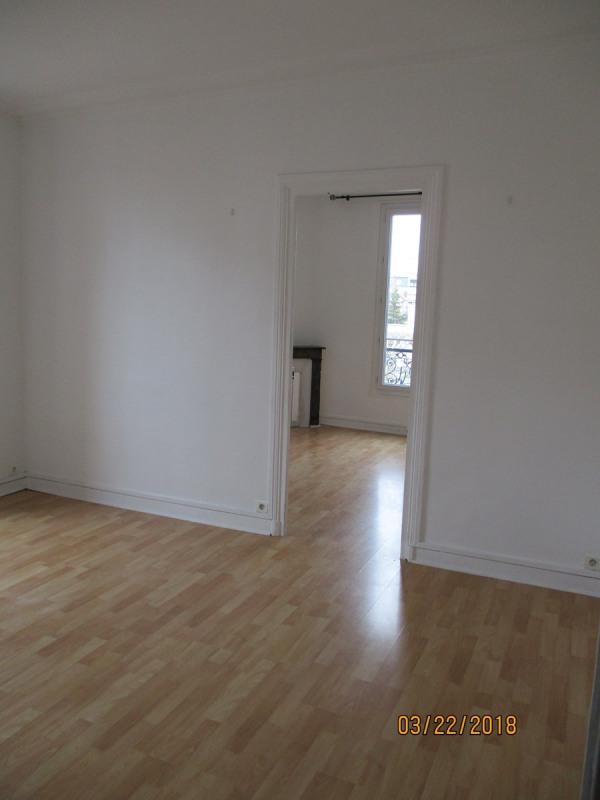 Rental apartment Courbevoie 750€ CC - Picture 2