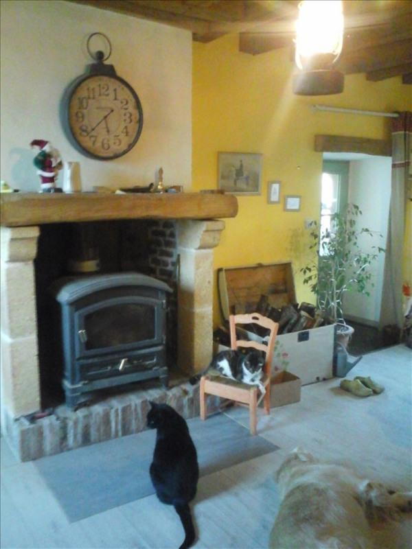 Sale house / villa Jars 115000€ - Picture 2