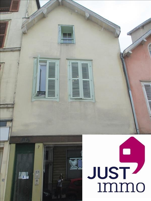 Sale apartment Troyes 65000€ - Picture 3