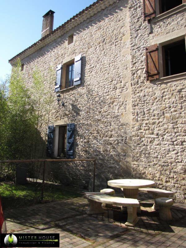 Verkoop  huis Bruniquel 318000€ - Foto 2