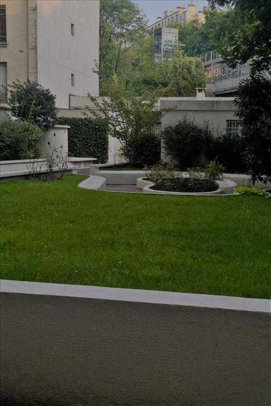 Vente appartement Paris 15ème 590000€ - Photo 1