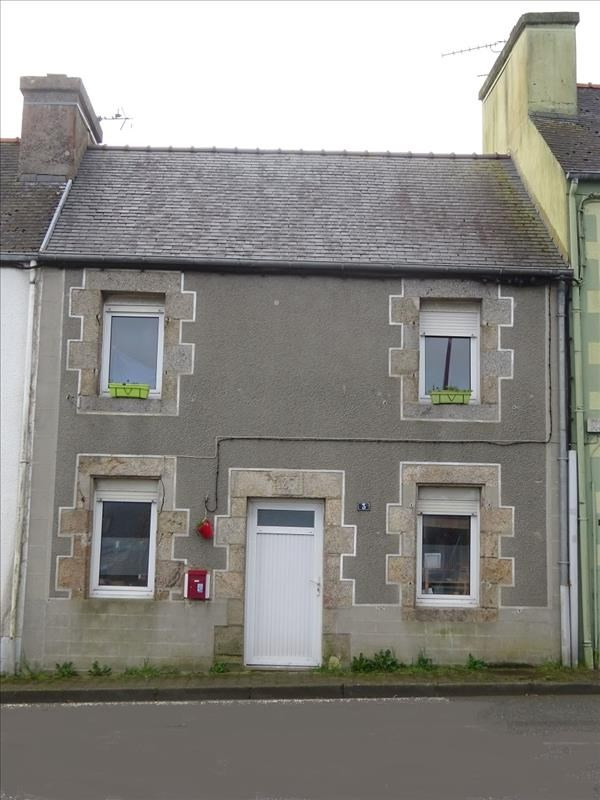 Vente maison / villa Treglonou 60900€ - Photo 1