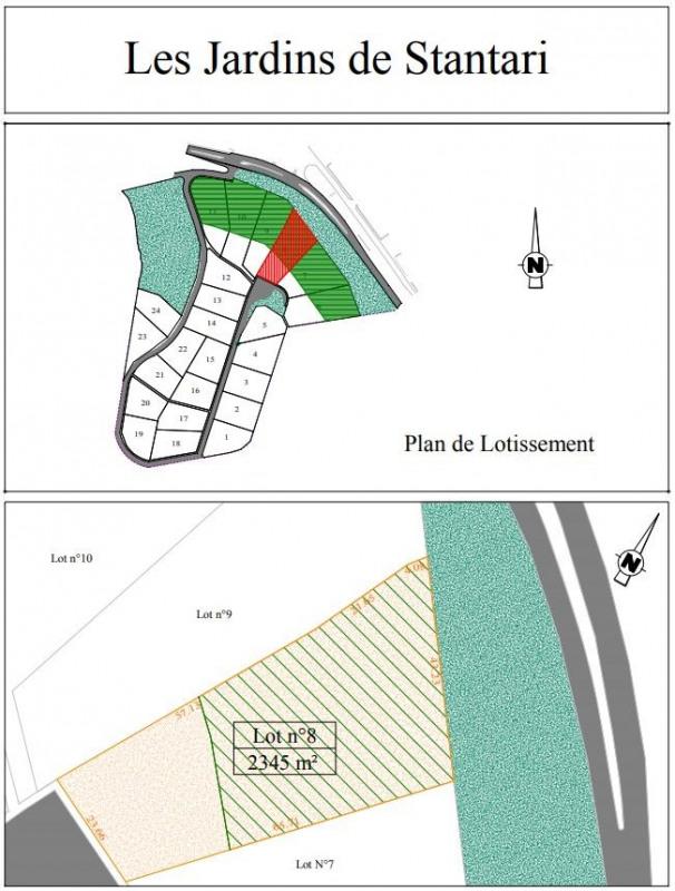 Vendita terreno Sartène 120000€ HT - Fotografia 3