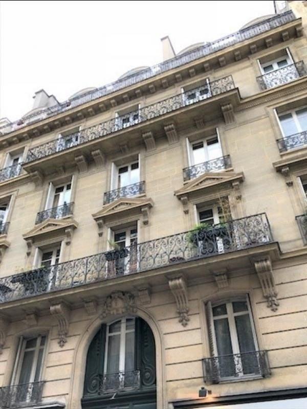Sale apartment Paris 1er 520000€ - Picture 4