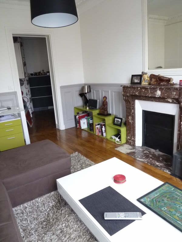 Rental apartment Asnieres sur seine 1000€ CC - Picture 2
