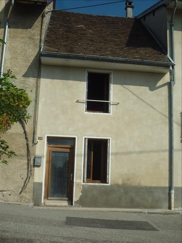 Vente maison / villa Culoz 80000€ - Photo 9