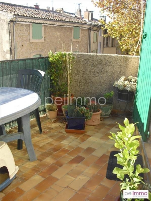 Rental apartment Pelissanne 686€ CC - Picture 1