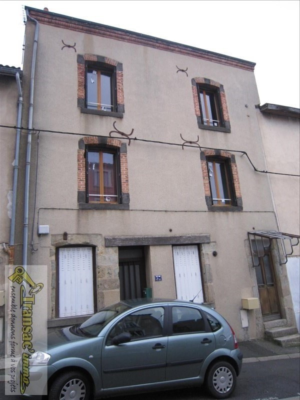 Sale building Thiers 44 000€ - Picture 1
