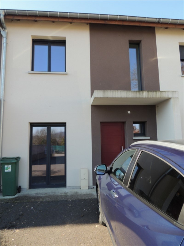 Rental house / villa Vandieres 850€ +CH - Picture 1